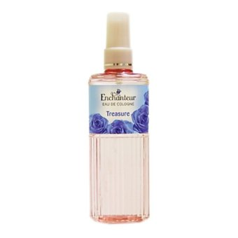 Enchanteur Eau De Cologne Treasure - 120 ml