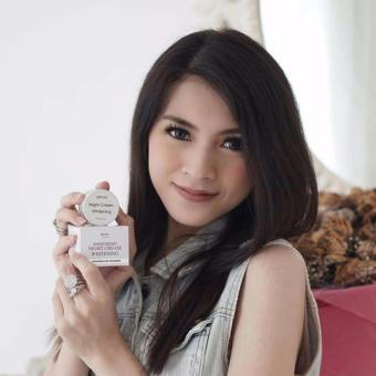 Ertos Night Cream Whitening Paket Hemat 3 Buah - Krim Pemutih WajahWanita - 2