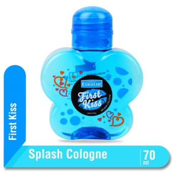 Eskulin Splash Cologne First Kiss Bottle 70 mL