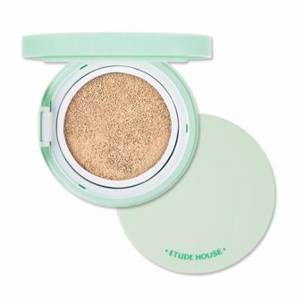 Etude House AC Clean Up Mild BB Cushion SPF50 PA++ Refill + Puff - #17 Light Beige