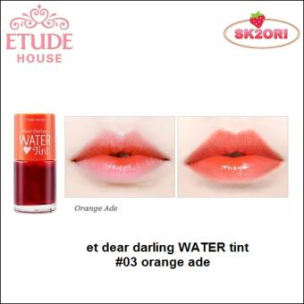 Etude House Dear Darling Water Tint No.03 Orange Ade