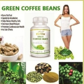 Green coffee dried seed extract photo 6