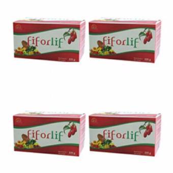 FIFORLIF - Detox Paket 1 Bulan - 4 box