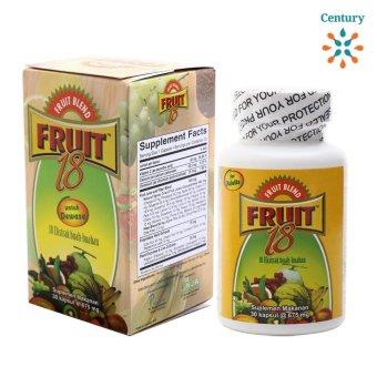 Fruitblend 18 F.Extrct Adult 30