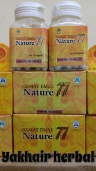 Gamat Emas Nature 77 - 2