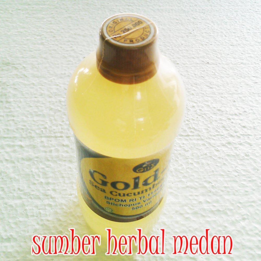 Hot Deals Gamat Gold G Kemasan Baru Botol Panjang Original 500ml 500 Ml