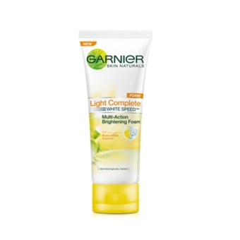 Garnier Light Complete White Speed Brightening Foam - 50ml