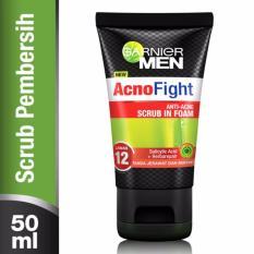 Garnier Men Acno Fight 12 in 1 Acne Foam - 50 ml