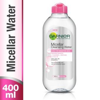 Garnier Micellar Water Pink - 400ml
