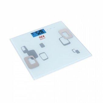 GEA EF - 981 - Timbangan Lemak - Putih motif Kotak