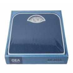 GEA Timbangan Badan Analog Mechanical Personal Scale BR-2015 - Random