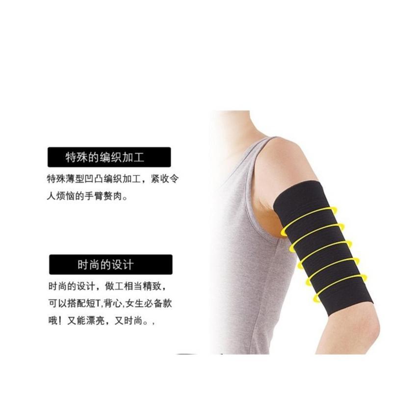 Upper Arm Shape 1 Set Pelangsing Lengan Praktis Membakar Lemak Source · Germanium Upper Arms Shape