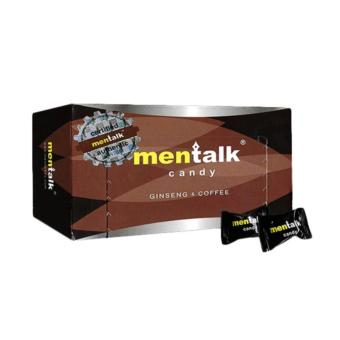 Ginseng Mentalk Candy Coffee - 30pcs