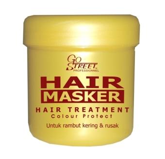 Harga Go Street Hair Masker – Hair Treatment 250Gr Murah