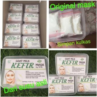 Goat Milk Kefir Mask (Masker Kefir)