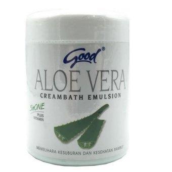 Harga Good Creambath Emulsion 3 In 1 Aloevera 250 Gr + Vitamin Murah