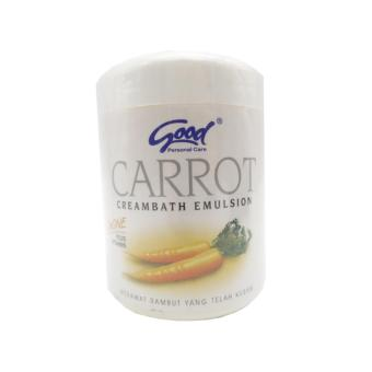 Harga Good Creambath Emulsion Carrot 250Gr + Vitamin Murah