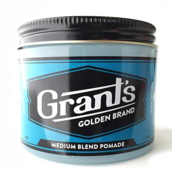 Harga GRANTS GOLDEN BRAND MEDIUM HOLD BLEND POMADE 4 oz (120ml) Murah