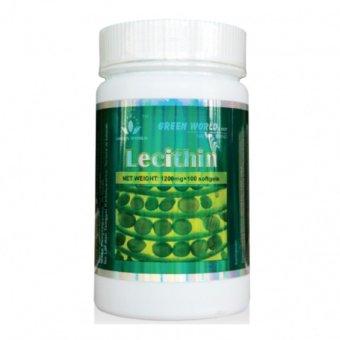 Green World Lechitin Softgel