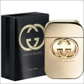 Gucci Guilty Eau Women Eau de Toilette Parfum Wanita [75 mL] Tester-1Pcs