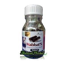 Habbat'S habbatussauda serbuk Kapsul- 200 kapsul