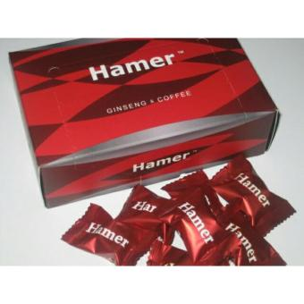 hamer ginseng & coffee candy