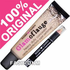 Hard Candy Glamoflauge Heavy Duty Concealer with Pencil - Light 312