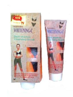 HB Whitening Cream Pemutih Badan Alami Whitening - C