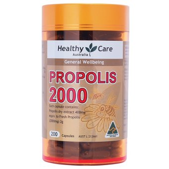Healthy Care Propolis 2000mg - 200 Kapsul