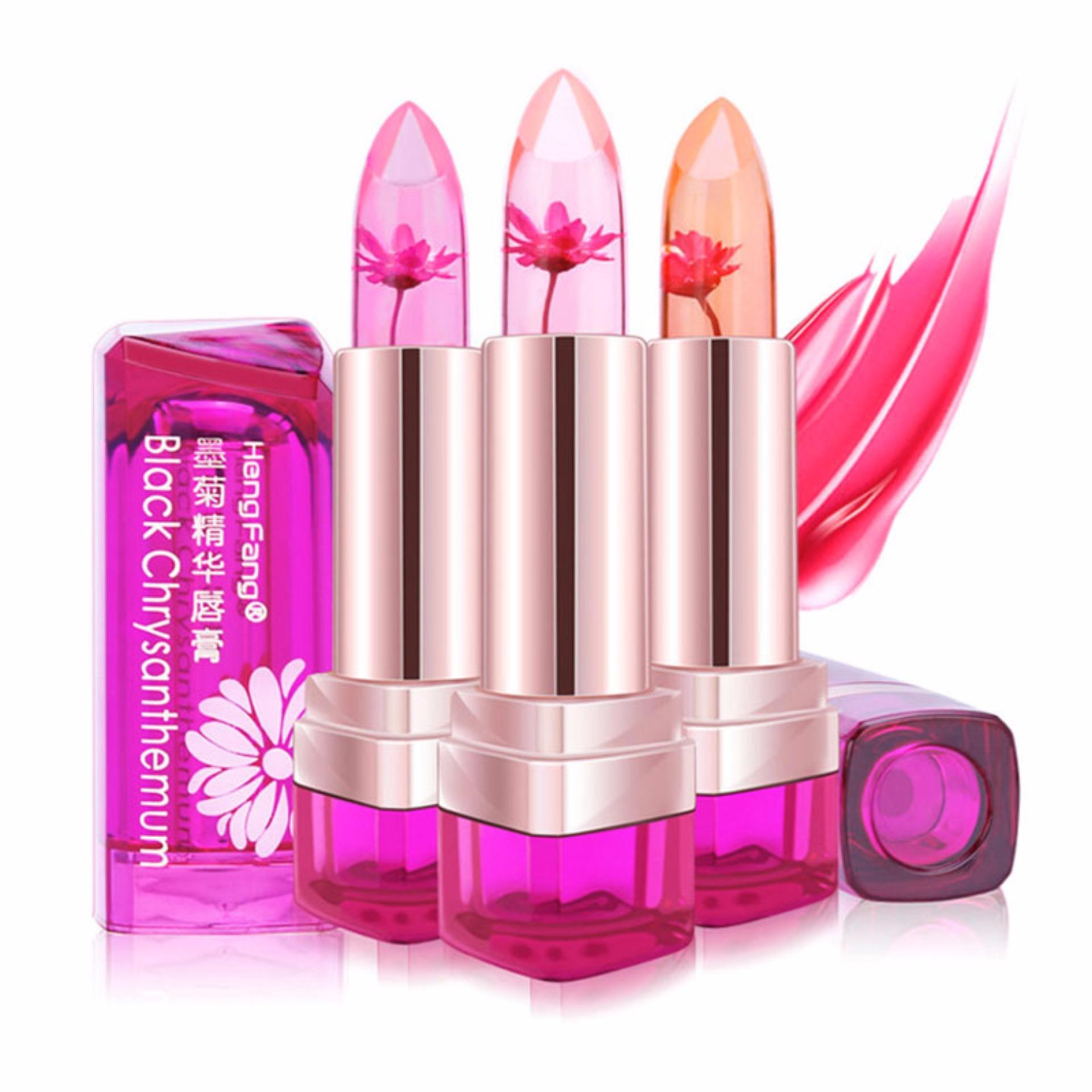 HengFang Magic Flower Lipstick 03 .