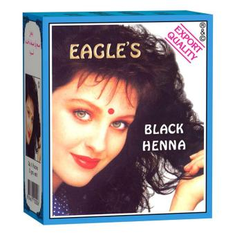 Henna Hair Coloring - Black [1pcs]