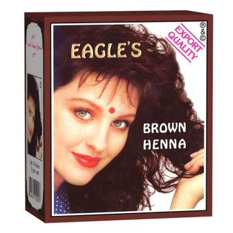 Henna Hair Coloring - Brown [1pcs]
