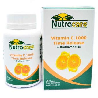 Herbal Vitamin C 1000 Time Release & Bioflavonoids -30 Tablet