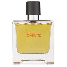 Hermes Terre D Hermes Man Parfum Tester - 75 ML EDP