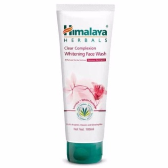 Himalaya Complexion Whitening Face Wash 100m