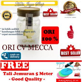 HOKI COD - Bibit Collagen Original CV. MECCA ANUGRAH - BITCOL Bibit Colagen Tutup Gold