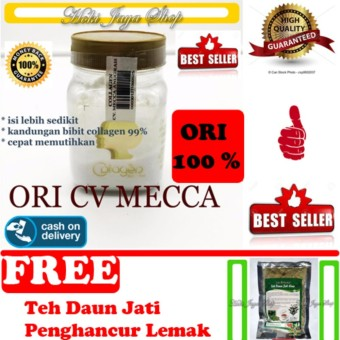 HOKI COD - Bibit Collagen Original CV. MECCA ANUGRAH - BITCOL Bibit Colagen Tutup Gold