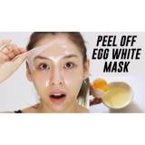 ... HOKI COD - Mask Egg White Peel Off - Masker Putih Telur - 85 Gram -