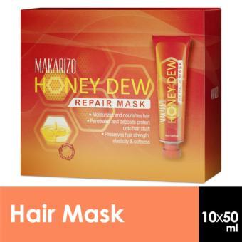 Makarizo Professional Honey Dew Repair Mask Dusset 50 ml x 10