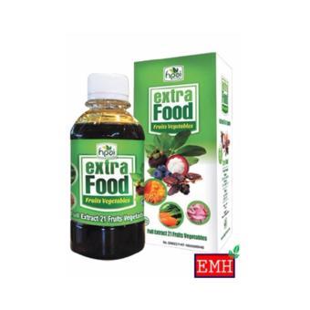 [HPAI] Extra Food HPAI (Suplemen/Vitamin Mengandung Buah DanSayuran)