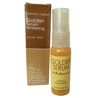 Humphrey Skin Care Golden Serum Whitening - 25ml - 2