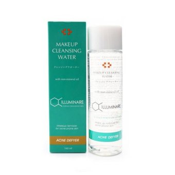 ILLUMINARE ACNE MAKE UP CLEANSING WATER 160ML