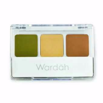 Harga Wardah Eye Shadow J_Raisya