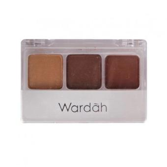 Harga Wardah Eye Shadow A