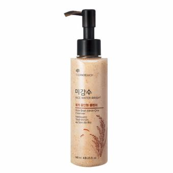 Harga ]THE FACE SHOP Rice Water Bright Rice Bran All In One Cleanser