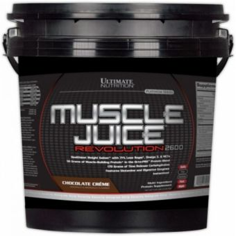 Harga Ultimate Nutrition Muscle Juice Revolution 11.10 lbs - Chocolate