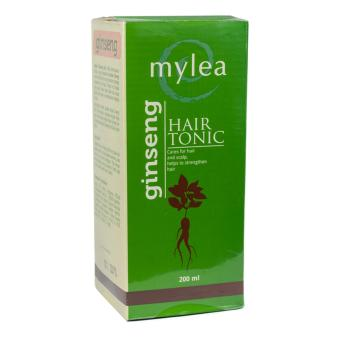 Harga Mylea Ginseng Hair Tonic 200ml