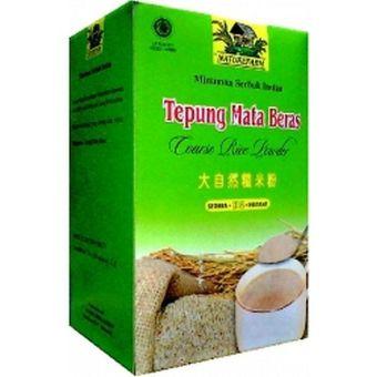 Naturefarm Bekatul Coarse Rice Powder - Tepung Mata Beras Sachet
