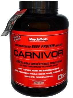 Harga MuscleMeds Carnivor Whey Beef Protein
