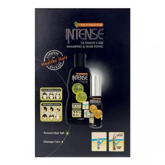 Harga Intense Twin Pack Shampoo & Tonic